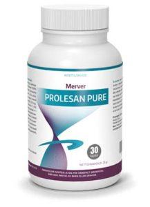 Was ist Prolesan Pure? Wie funktioniert Nahrungsergänzungsmittel für die Gewichtsabnahme?