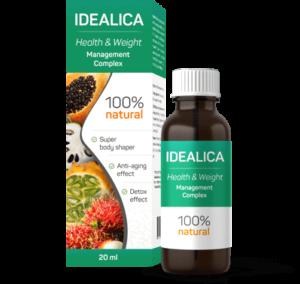 Was ist Idealica? Wie funktioniert diese Ergänzung?