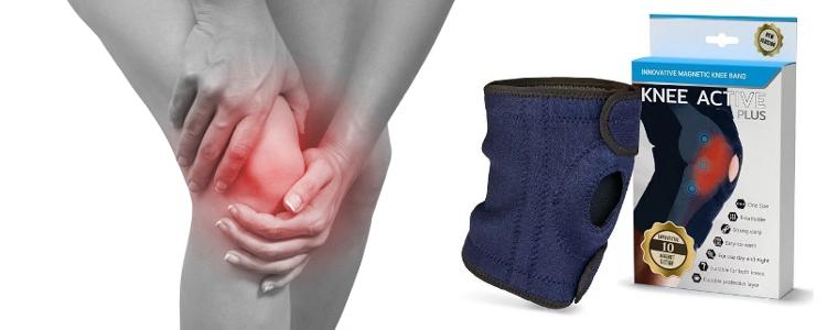 Probieren Sie es aus Knee Active, stellen Sie sicher, Effizienz!