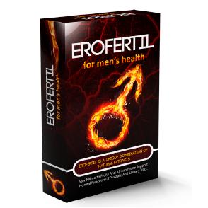 Was ist Erofertil? Wie funktioniert dieses Nahrungsergänzungsmittel für Männer?