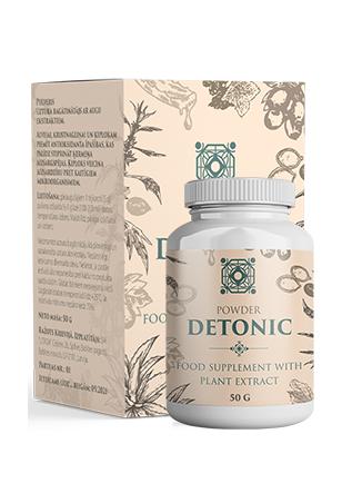 Was ist Detonic? Wie funktioniert es?