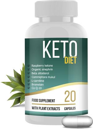 Auswirkungen der Verwendung der Ergänzung Keto Diet.