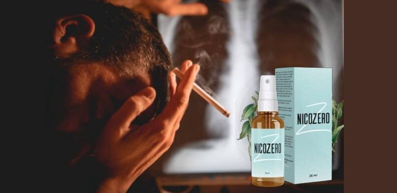 Wie viel kostet es NicoZero Spray? Wie man von der Website des Herstellers bestellt?