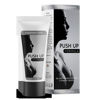 Wie es funktioniert PushUP Formula? Zusammensetzung des Produktes.