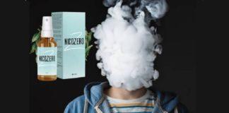 NicoZero Spray - Kosten, Effekte, Bewertungen auf dem Forum. Wie man von der Website des Herstellers bestellt?