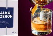 Alkozeron - Preise, Aktien, Bewertungen auf dem Forum. Wie kann ich eine Bestellung von der Website des Herstellers machen?