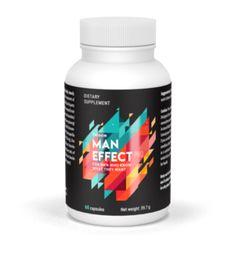 Was ist das Man Effect Pro? Wie funktioniert dieses Nahrungsergänzungsmittel für skesuale Potenz?
