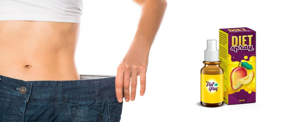 Wie ist die Zusammensetzung des Produktes Diet Spray? Nebenwirkungen.