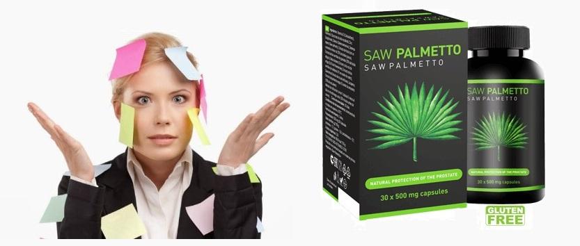 Was sind die Zutaten von Saw Palmetto?