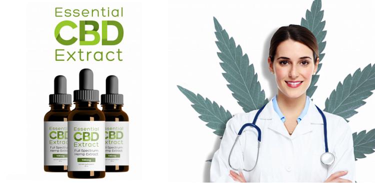Was sind die Zutaten von Essential CBD Extract?