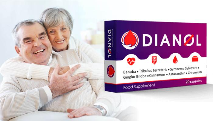 Was sind die Zutaten von Dianol?