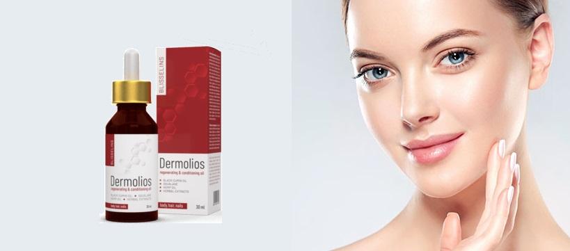 Was sind die Zutaten von Dermolios?