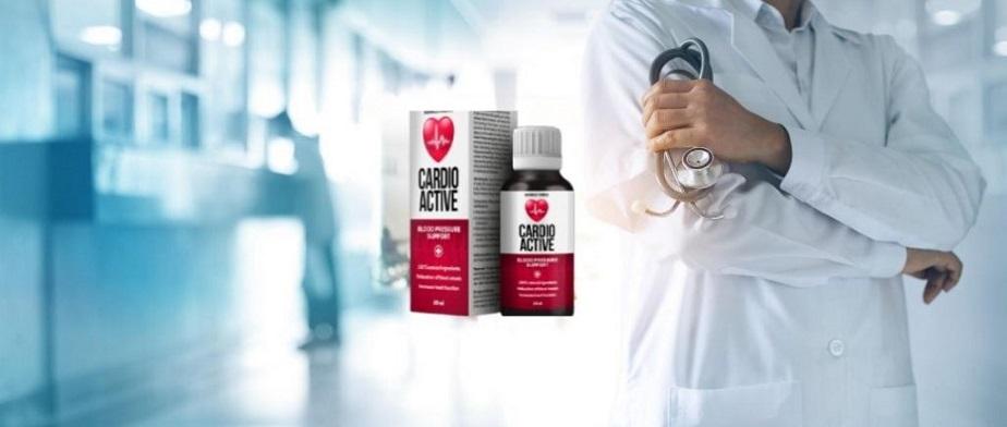 Was sind die Zutaten von Cardio Active?
