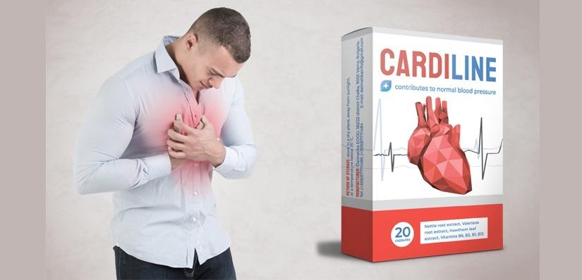 Was sind die Zutaten von Cardiline?