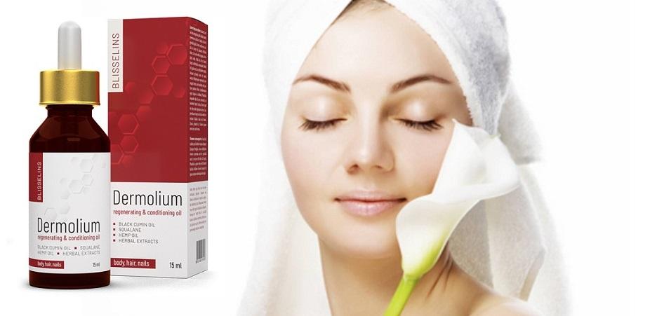 Meinungen und Empfehlungen von Produktkonsumenten Dermolium.