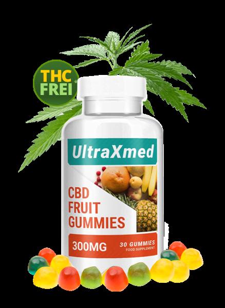 Was ist UltraXmed CBD Gummies? Wie funktioniert es?