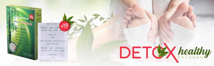 Meinungen und Empfehlungen von Produktkonsumenten Detox Healthy Patches.