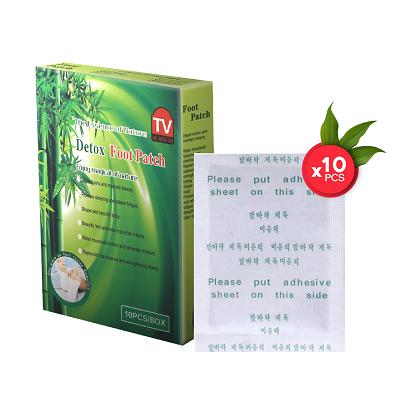 Wie funktioniert das Produkt Detox Healthy Patches? Die Auswirkungen der Verwendung des Produkts.