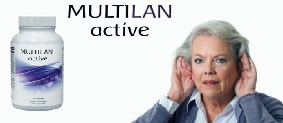 Was sind die Zutaten von Multilan?