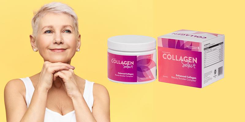 Collagen Select hat nur natürliche Inhaltsstoffe.